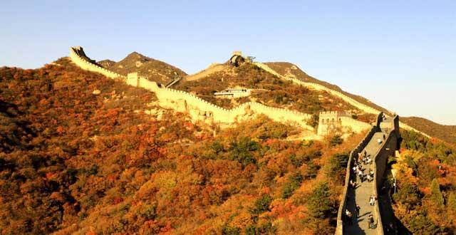 10月份青岛出发北京旅游的【厚道北京】青岛到北京高铁4日游,旅游团